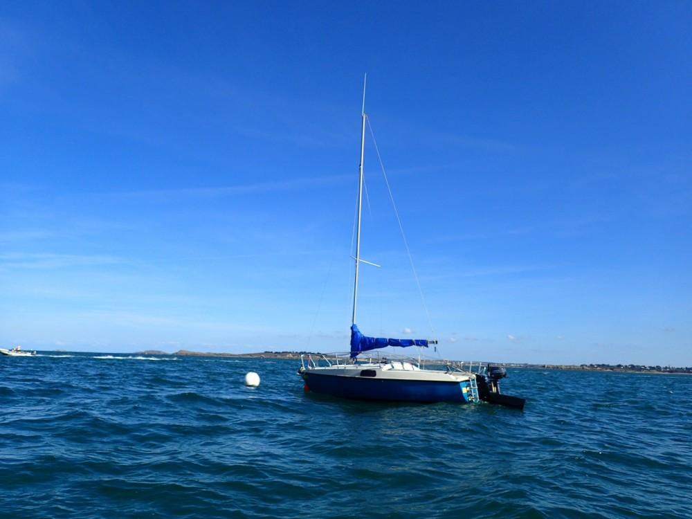Segelboot mieten in Saint-Cast-le-Guildo - Etap Etap 20