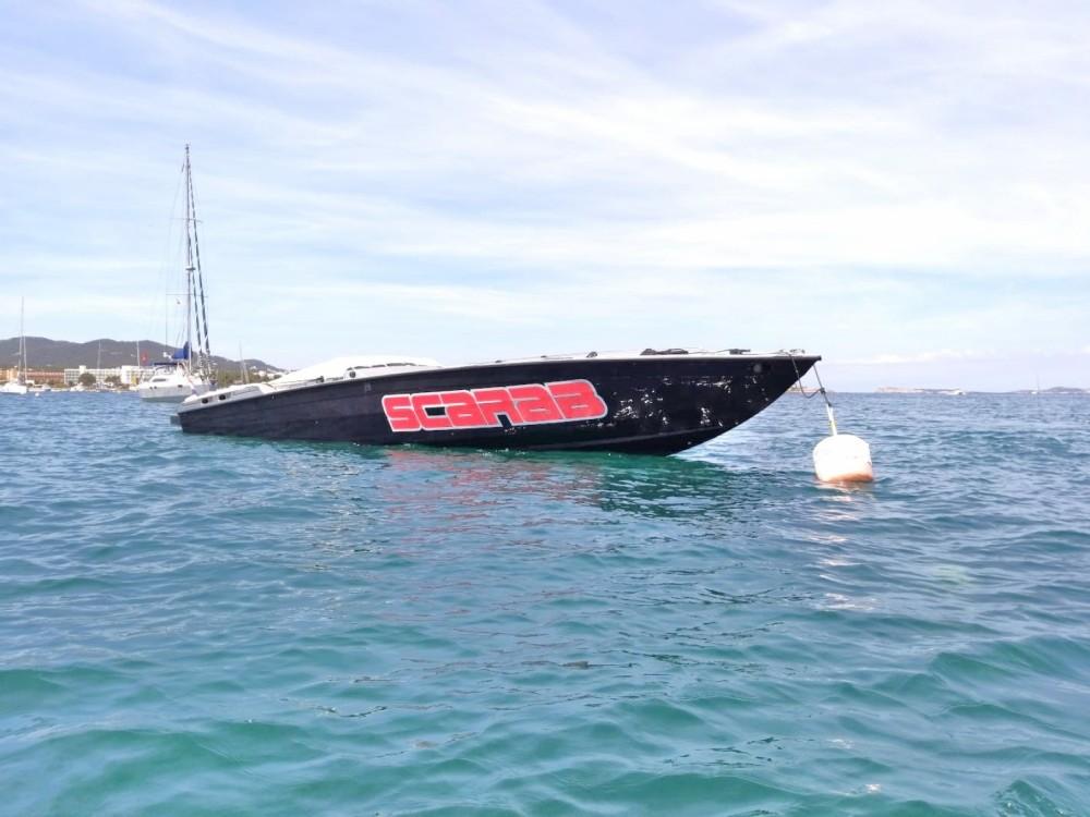Vermietung Motorboot Wellcraft mit Führerschein