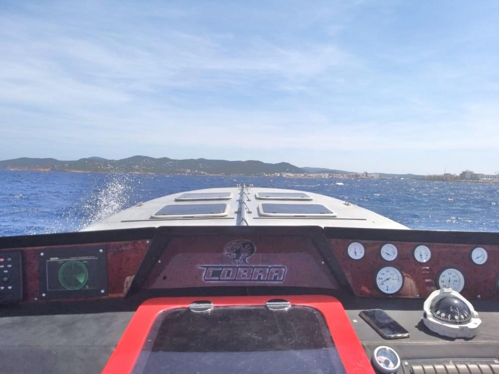 Bootsverleih Wellcraft Scarab 38 Sant Antoni de Portmany Samboat