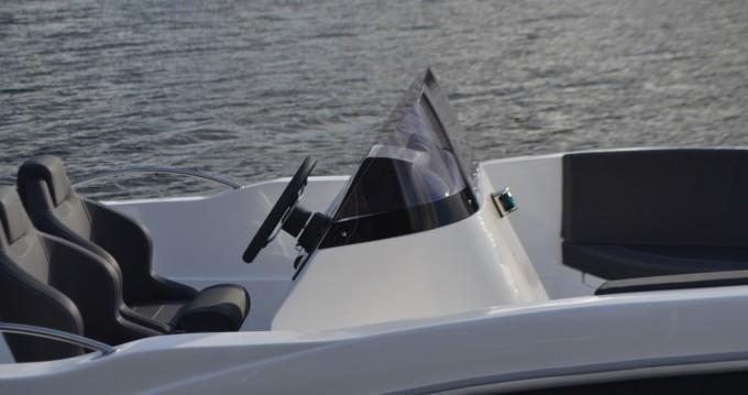 Schlauchboot mieten in Krk - Okiboats Okiboats 356