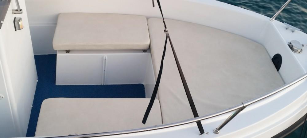Vermietung Motorboot Polyform mit Führerschein