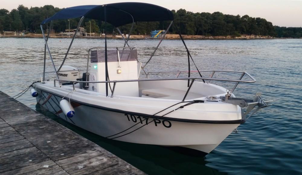Motorboot mieten in Poreč - Polyform Triakis 17,5