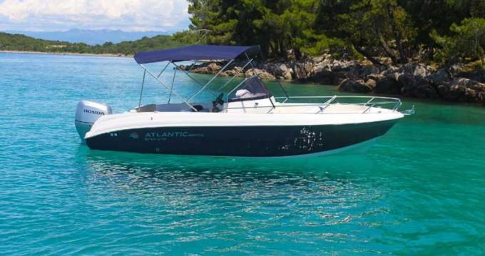 Motorboot mit oder ohne Skipper Atlantic mieten in Malinska-Dubašnica