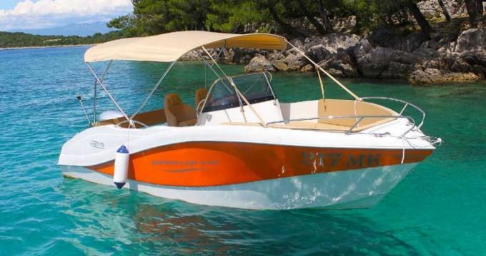 Bootsverleih Okiboats Barracuda 545 Open Malinska-Dubašnica Samboat