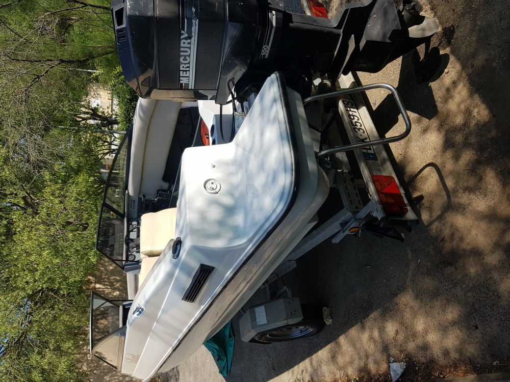 Vermietung Motorboot Vip mit Führerschein