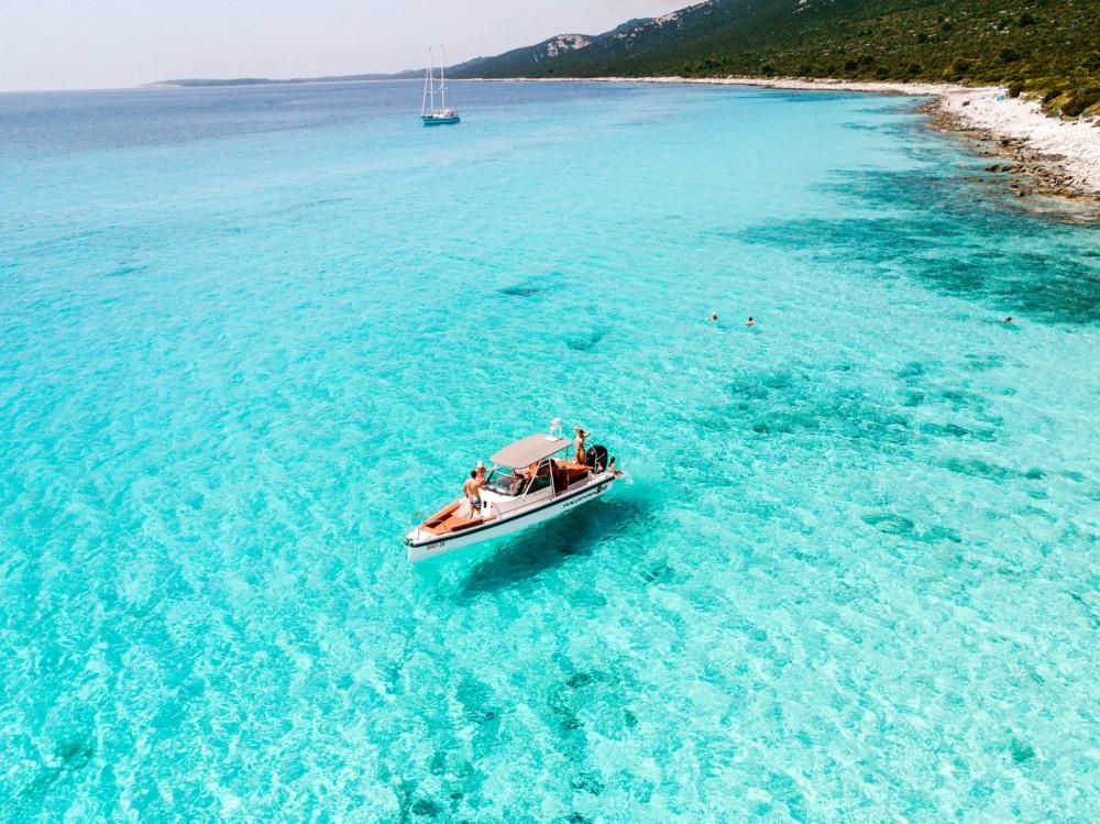 Yacht-Charter in Zadar - Axopar 28 T-Top auf SamBoat