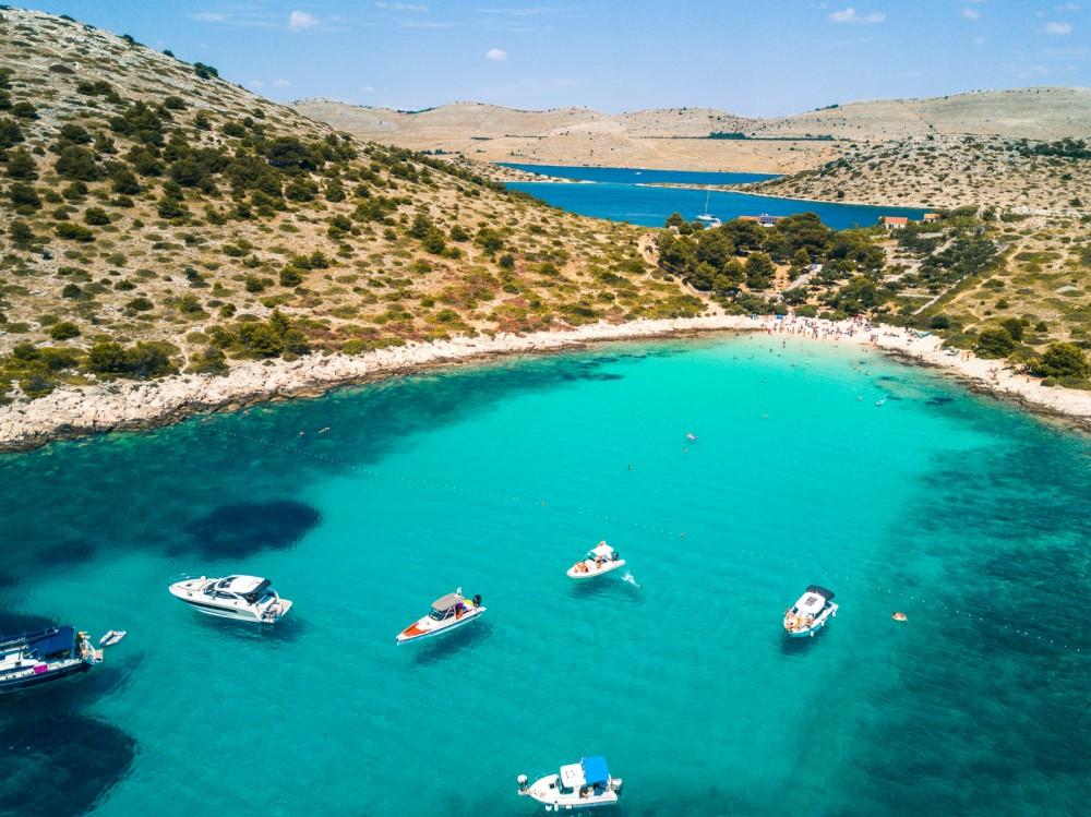 Motorboot mieten in Zadar zum besten Preis