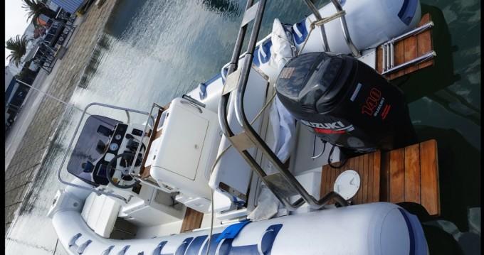 Schlauchboot mit oder ohne Skipper Northstar mieten in La Ciotat
