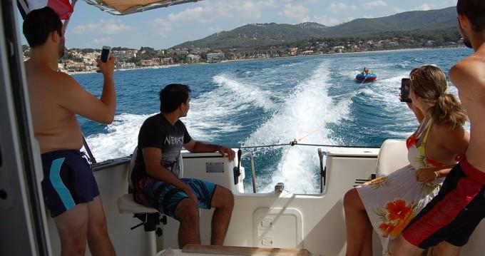 Bootsverleih Bénéteau Antares 700 Fishing Bandol Samboat