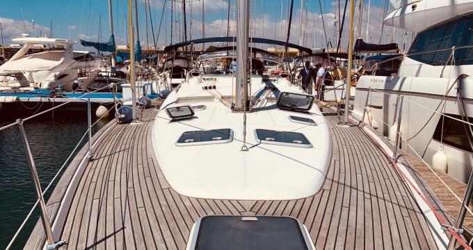 Segelboot mieten in La Manga del Mar Menor - Bénéteau 47