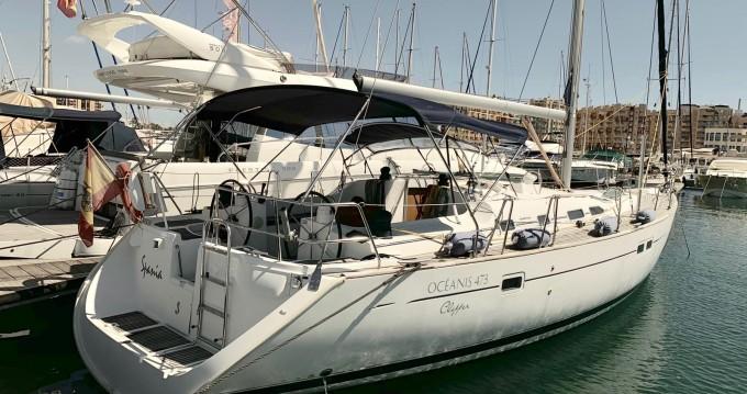 Segelboot mit oder ohne Skipper Bénéteau mieten in La Manga del Mar Menor