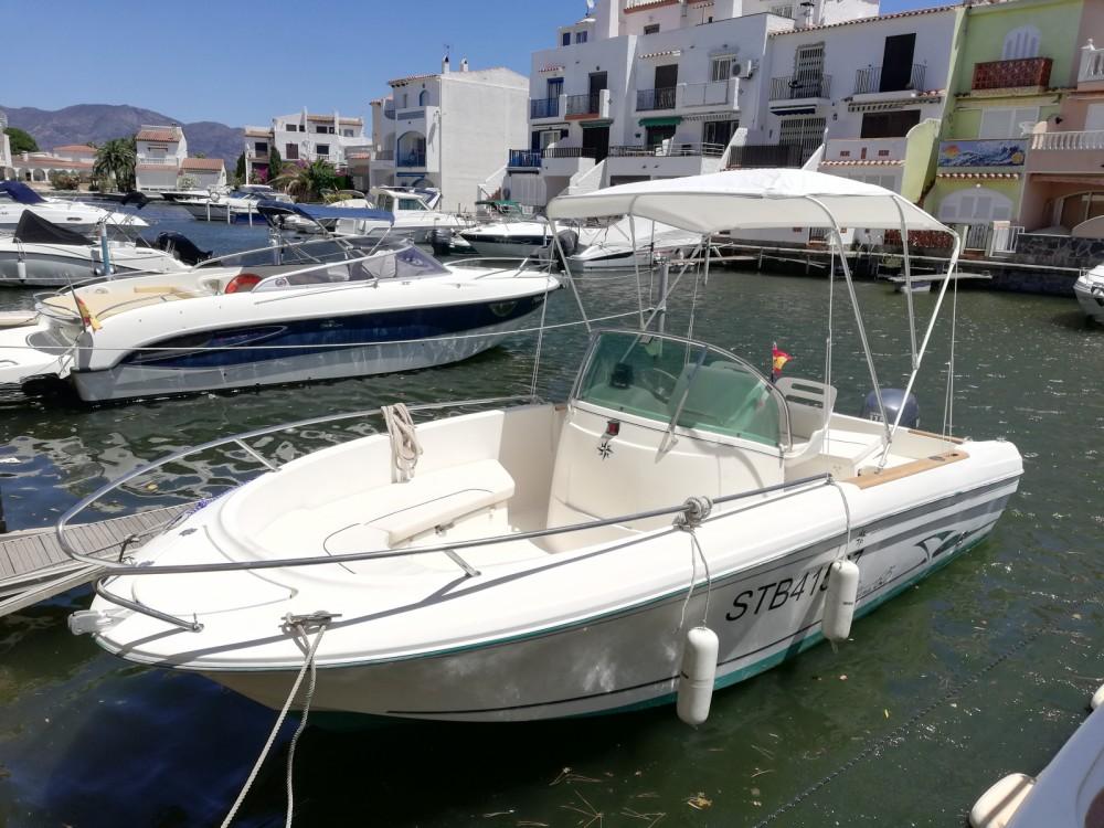 Motorboot mieten in Castelló d'Empúries - Jeanneau Cap Camarat 625