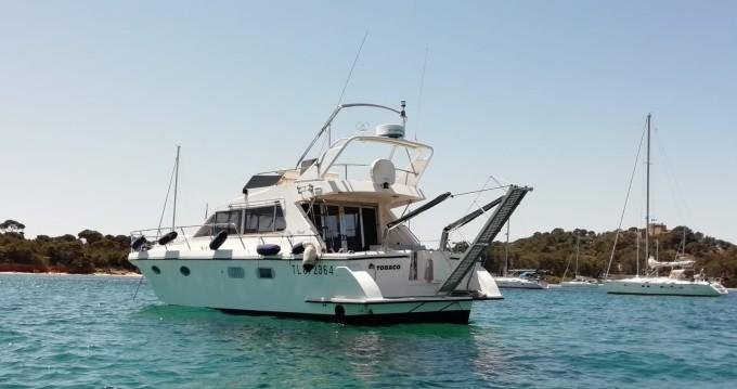 Vermietung Motorboot Guy Couach mit Führerschein