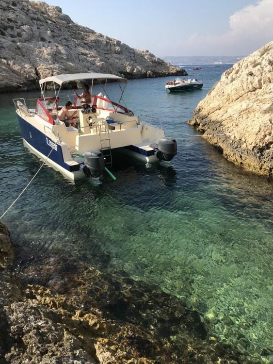 Vermietung Motorboot Wasabi  mit Führerschein