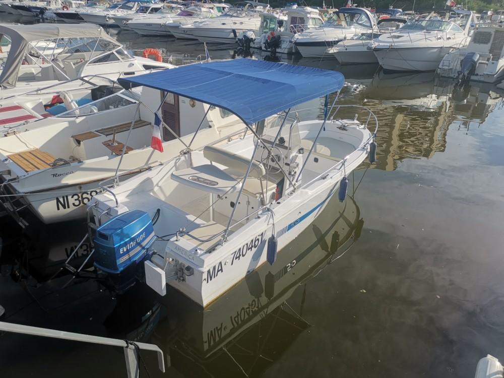 Motorboot mieten in Mandelieu-la-Napoule - B2 Marine Cap Ferret 502 Open Swing