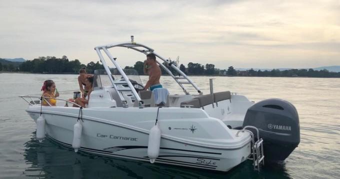 Bootsverleih Jeanneau Cap Camarat 6.5 Publier Samboat