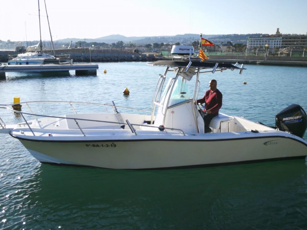 Motorboot mieten in el Vendrell zum besten Preis