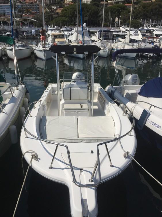 Bootsverleih Kelt White Shark 215 Saint-Jean-Cap-Ferrat Samboat