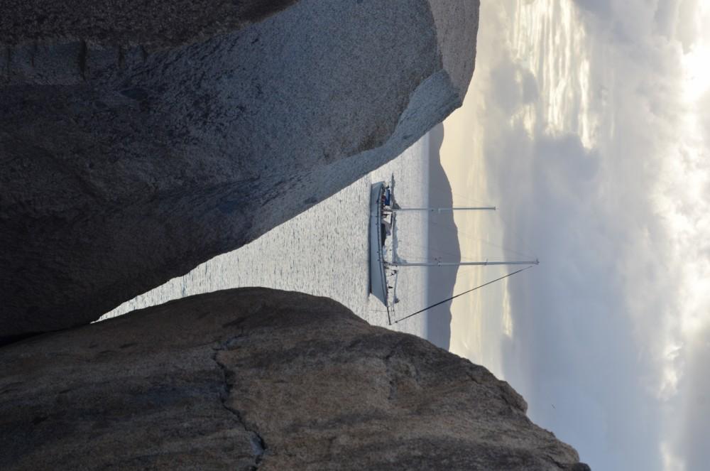 Bootsverleih New Archer ketch Taiohae Samboat