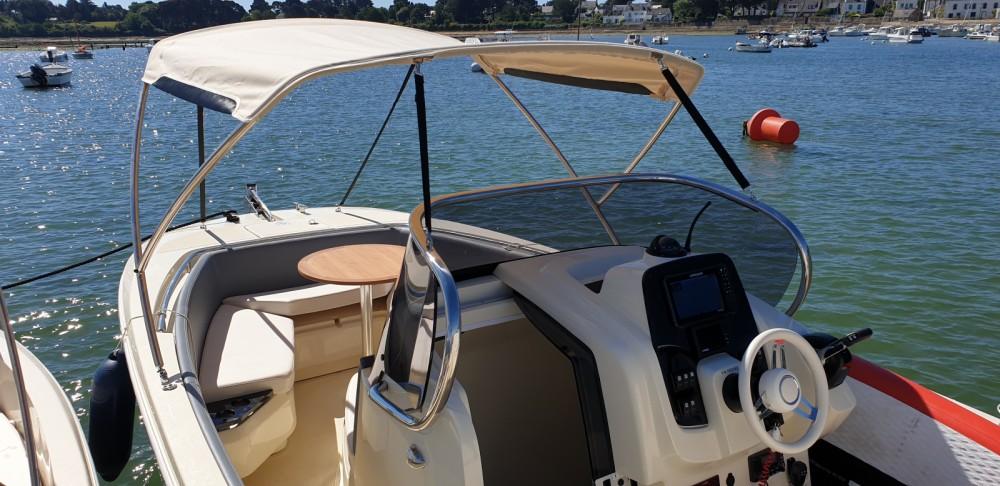 Bootsverleih Invictus  Invictus 240 FX Vannes Samboat