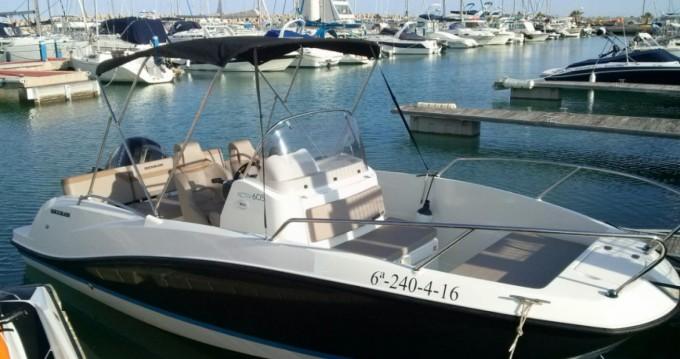 Yacht-Charter in L'Estaque - Quicksilver Activ 605 Open auf SamBoat