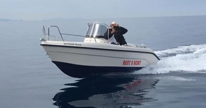 Vermietung Motorboot Poseidon mit Führerschein