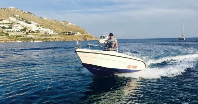 Bootsverleih Poseidon Blu Water Mykonos (Island) Samboat