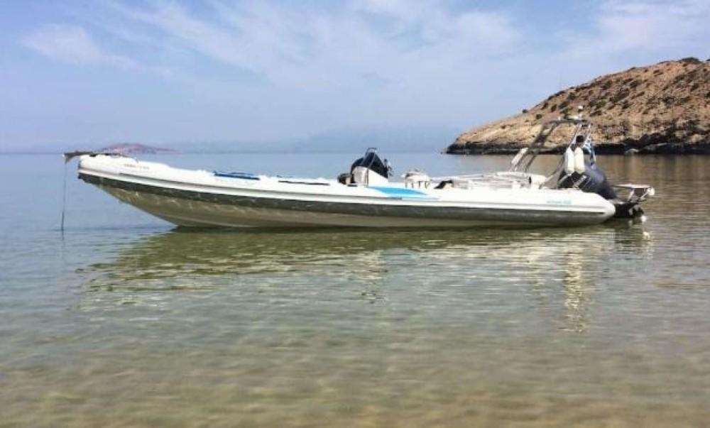 Schlauchboot mit oder ohne Skipper Marvel mieten in Chora Sfakion