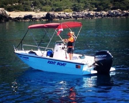 Bootsverleih Mare 5.5 Chóra Sfakíon Samboat
