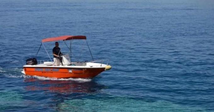 Schlauchboot mieten in Chóra Sfakíon - Mare 5.5