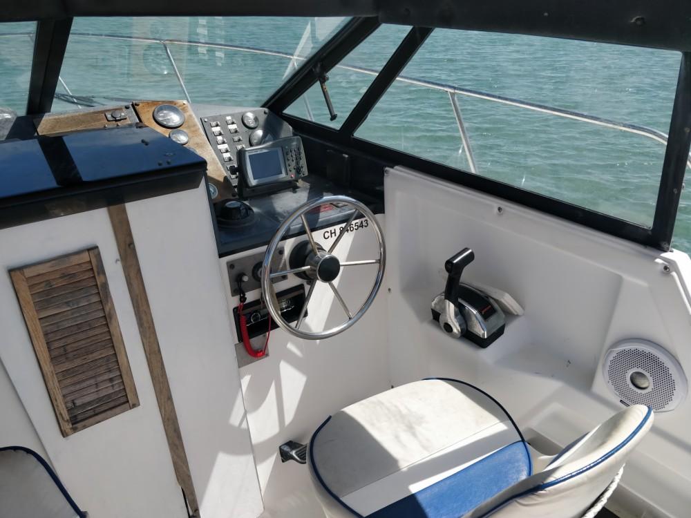 Motorboot mieten in Arradon - Bayliner Trophy 2352