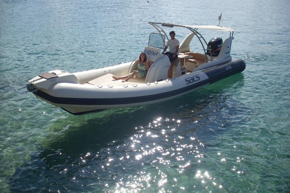 Yacht-Charter in Propriano - Sacs Sacs S 870 auf SamBoat