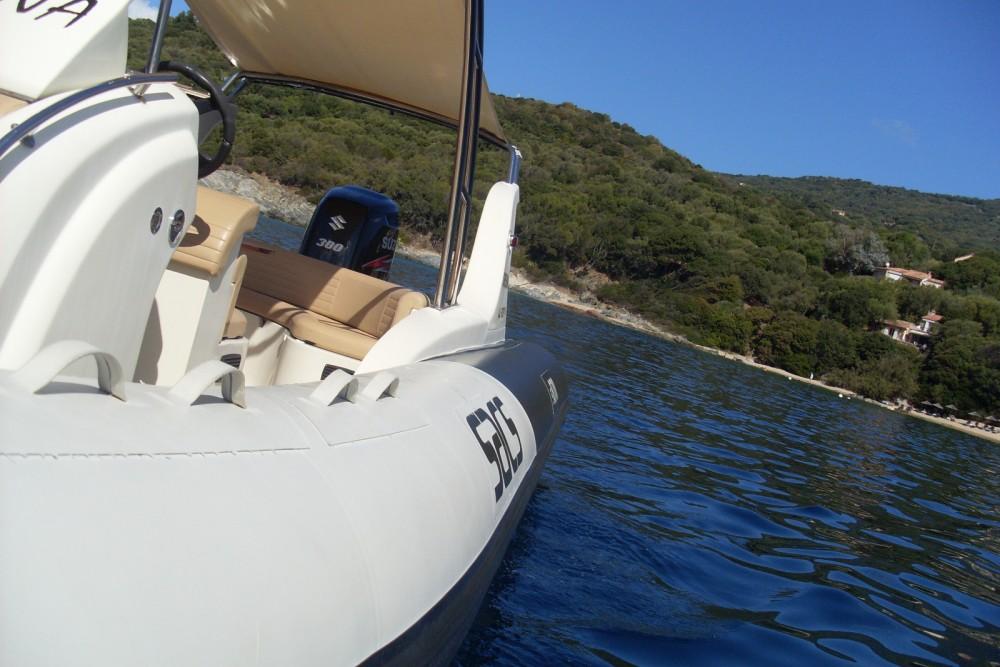 Schlauchboot mieten in Propriano - Sacs Sacs S 870