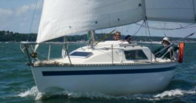 Segelboot mieten in Arcachon zum besten Preis