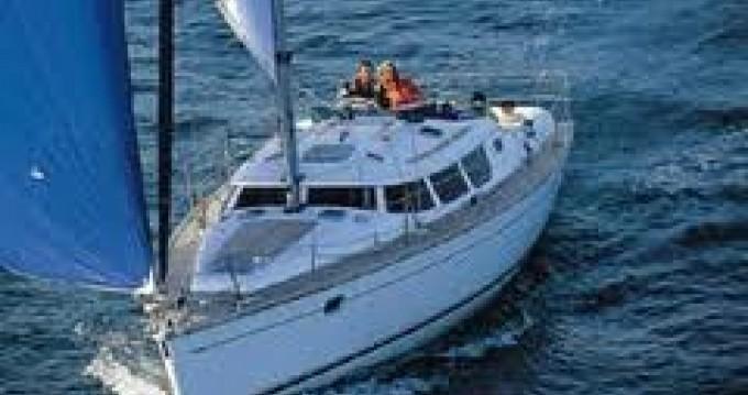 Segelboot mieten in San Adrian de Cobres - Jeanneau Sun Odyssey 40 DS