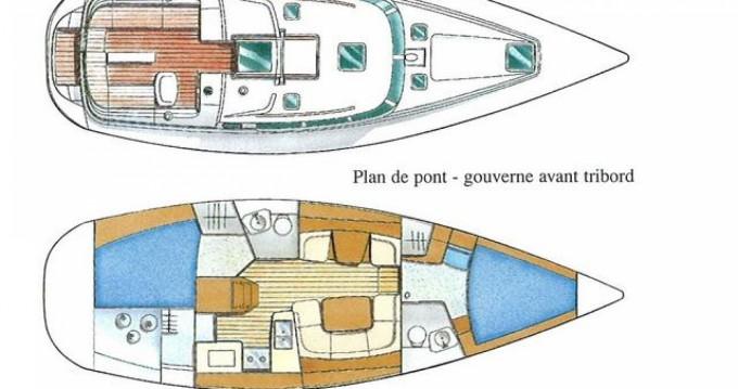 Bootsverleih Jeanneau Sun Odyssey 40 DS San Adrian de Cobres Samboat
