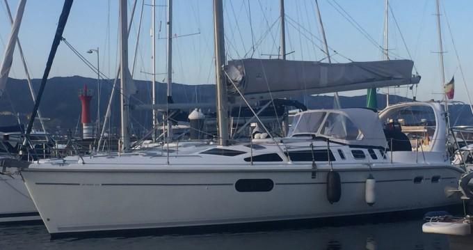Segelboot mit oder ohne Skipper Hunter mieten in Vigo
