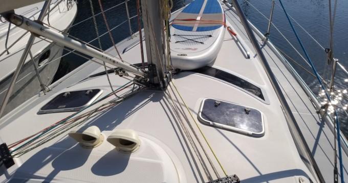 Segelboot mieten in Vigo - Hunter Hunter 41