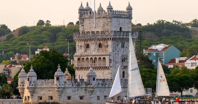 Segelboot mit oder ohne Skipper G. L. Watson mieten in Lisbon