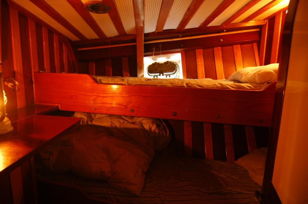 Yacht-Charter in Lissabon - G. L. Watson 55'' classic wooden yacht auf SamBoat