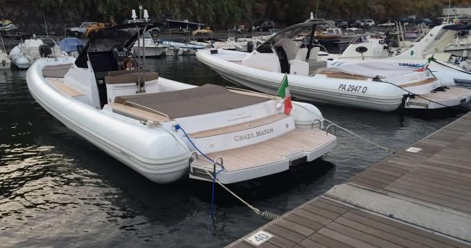 Schlauchboot mieten in Ibiza Island - Magazzu Magazzu M11