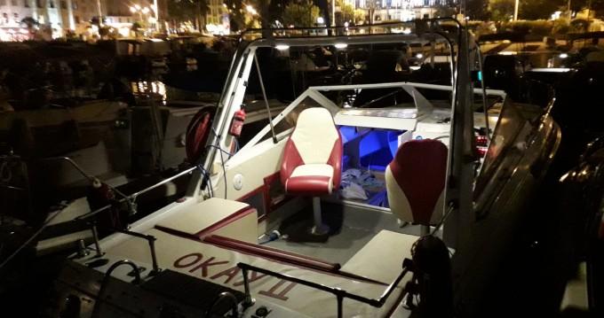 Yacht-Charter in Cannes - Century Cortez 270 auf SamBoat