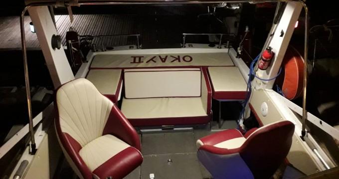 Vermietung Motorboot Century mit Führerschein