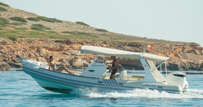 Bootsverleih Lomac Lomac 790 IN Santa Eulària des Riu Samboat