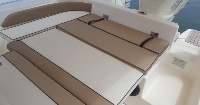 Bootsverleih Santa Eulària des Riu günstig Lomac 790 IN