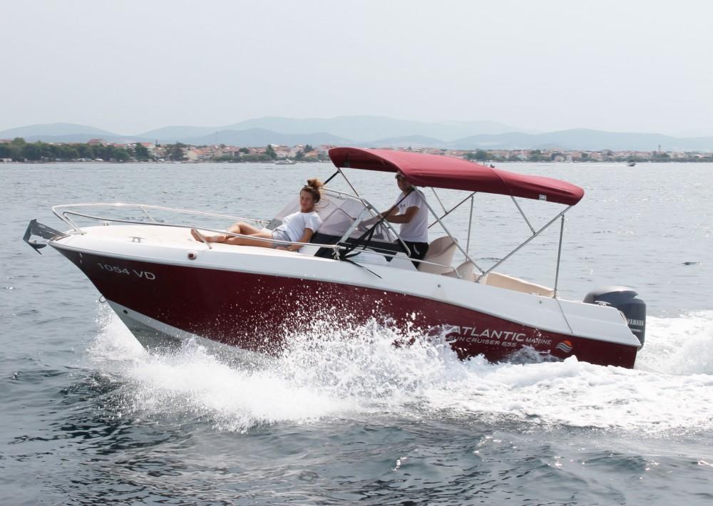 Motorboot mit oder ohne Skipper Atlantic mieten in Vodice
