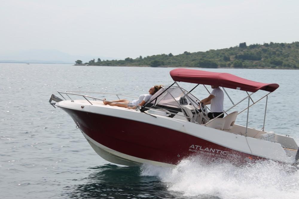 Bootsverleih Atlantic 655 WA Vodice Samboat