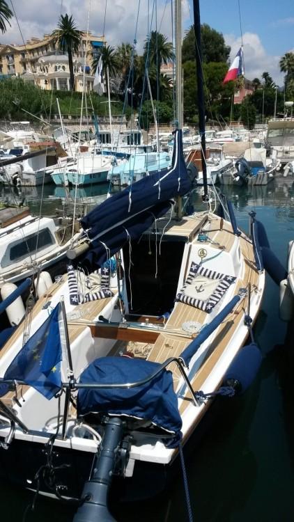 Ein Edel EDEL 2 mieten in Beaulieu-sur-Mer
