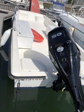 Motorboot mit oder ohne Skipper Nauty-Boy mieten in Arcachon