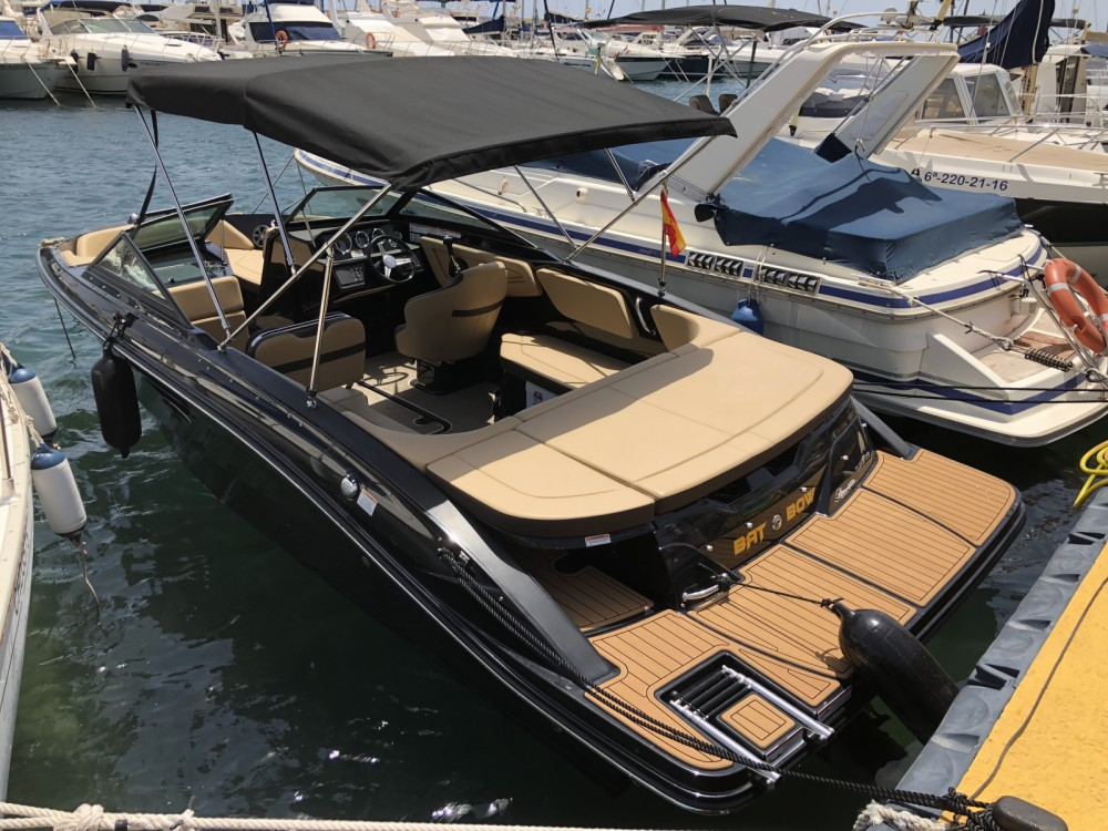 Motorboot mieten in la Vila Joiosa / Villajoyosa zum besten Preis